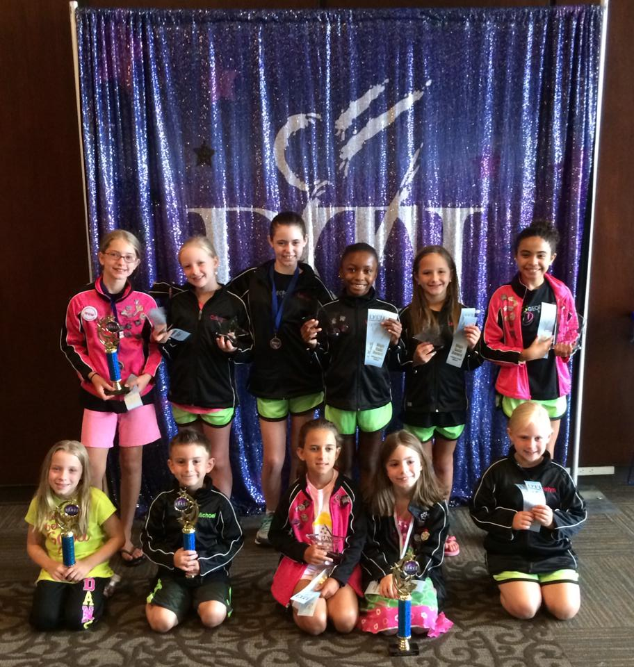 GDU at National Dance Competition in Savannah