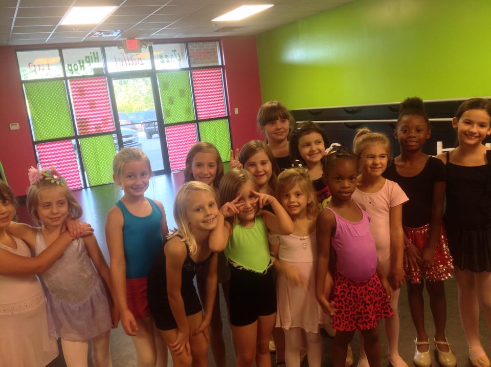 First Week of Classes at Dacula Studio