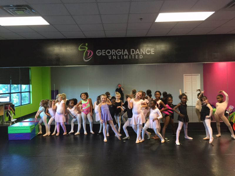 Summer Classes at Dacula Studio