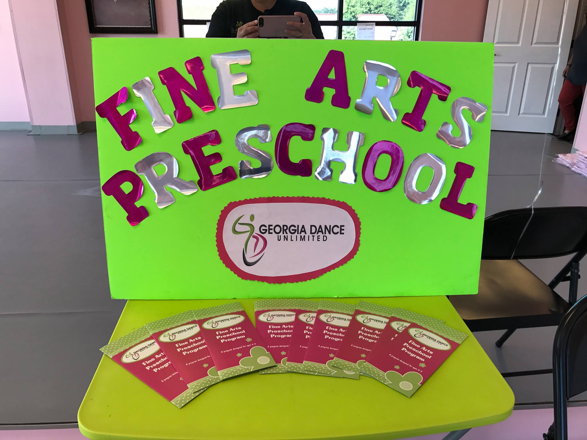 Weekly Fine Arts Preschool /Homeschool Co Op