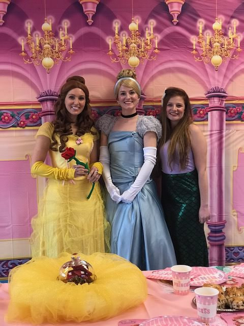 Perfect Princess Tea Fundraiser