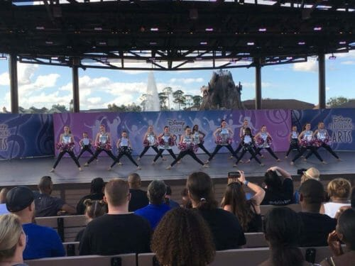 Dancing Fun at Disney!